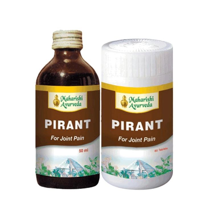 Аюрведа для лечения артрита и болей в суставах Пирант / Pirant (МА)