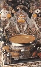 Вегетарианские супы и блюда из бобовых Джаганнатха-Пури чанне ки дал