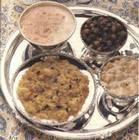 Вегетарианские супы и блюда из бобовых Чанна аур симла мирч