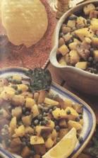 Рецепты вегетарианских овощных блюд Бенгали таркари