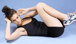 Упражнения против против целлюлита