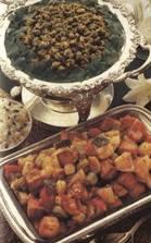 Рецепты овощных блюд Масала бхинди сабджи