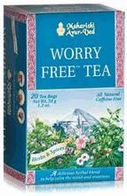 Чай «Без проблем» «Worry-Free Tea» Maharishi Aurveda