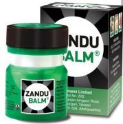 Бальзам Zandu Balm - волшебное средство от простуды и боли 9 мл