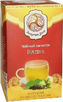 Аюрведический чай Капха