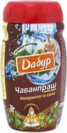 Оздоровительные средства ТД Аюрведа Чаванпраш Дабур Классический