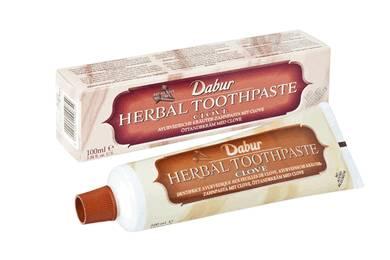 Зубная паста с гвоздикой Dabur Clove Toothpaste