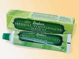 Аюрведа для зубов и десен Зубная паста с базиликом