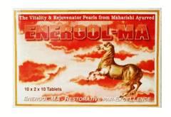 Аюрведа для мужчин Энергол-Ма (Energol-MA, Maharishi Ayurveda) 20 табл