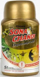 Аюрведа для мужчин Чаванпраш Сона Чанди