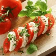 Вегетарианские салаты и приправы