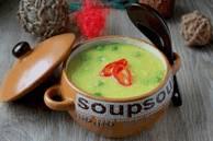 Карри-суп из цветной капусты