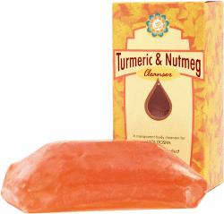 Мыло Куркума и мускатный орех