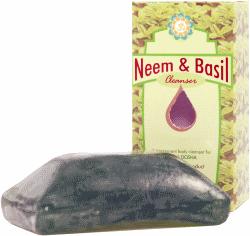 Мыло Ним и базилик