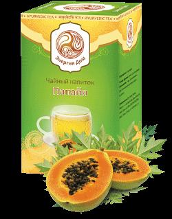 Аюрведический чай Папайя