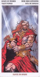 Король Мечей Таро - ArsMagicaorg