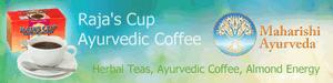 Фитокофе Раджас Кап Rajas Cup Coffee Maharishi Aurveda