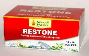 Аюрведа для женщин Рестон (Restone, Maharishi Ayurveda) 100 табл