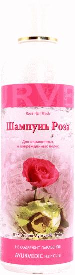 Шампунь Роза