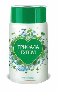 Оздоровительные средства ТД Аюрведа Трифала Гуггул