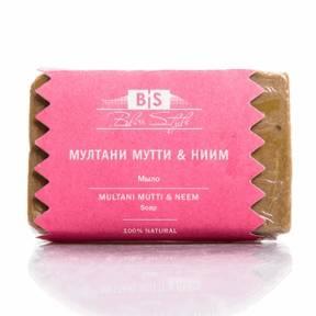 Мултани Мутти-Ним Аюрведическое мыло