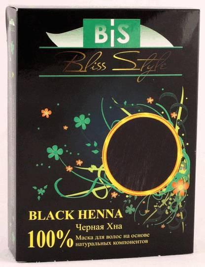 Хна черная (BLACK HENNA)