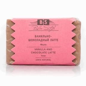 Ванильно-шоколадный Латте Аюрведическое мыло