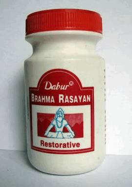 Брахма расаяна – джемообразная густая приятно пахнущая масса коричневого цвета.