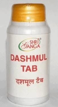 Дасамула таблетки, Dashamool vati, Дашамул в таблетках.
