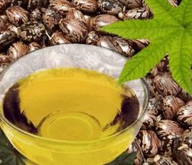 Касторовое масло — густая вязкая бледно-желтая жидкость с характерным запахом. Среди растительных масел оно обладает наибольшей плотностью и вязкостью.