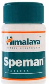 Спеман повышает сперматогенез путем улучшения функционирования тестикулярных везикул, а также повышения функции придатка яичка