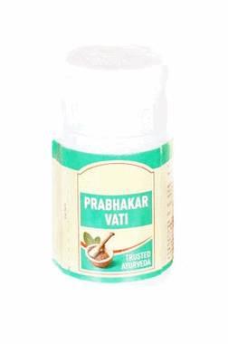 Прабхакар бати Prabhakar vati