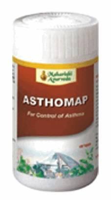 Аюрведа для легких и бронхов Астхомап, 100 таблеток