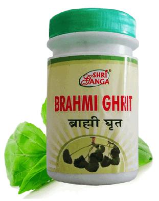 Брами Гхрита Brahmi ghrit