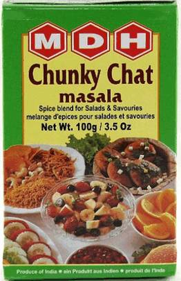 Чанки Чат масала MDH