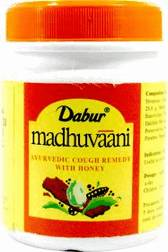 Аюрведа для легких и бронхов Мадхувани, 150 грамм