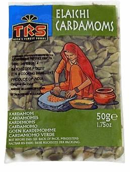 СПЕЦИИ Кардамон, 50гр., TRS
