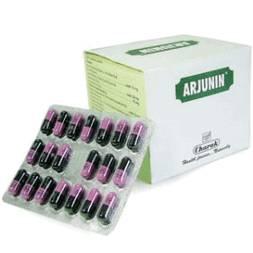 Аюрведа при простудных заболеваниях Арджунин, 20 капсул
