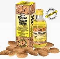 Миндальное масло Rogham Badam Shirin