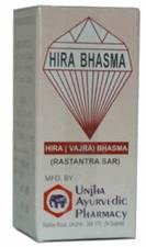 Хира Бхасма Hira Bhashma (Зола алмаза)