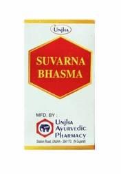 Суварна бхасма
