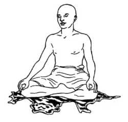 Ваджроли-мудра (удар молнии)