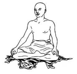 Йони-мудра или шанмукхи-мудра (мудра духовного источника)