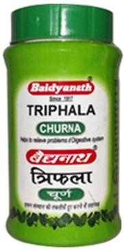 Аюрведа при простудных заболеваниях Трифала, Triphala