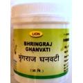 Аюрведа для омоложения Брингарадж гхан вати (Bhringraj ghan vati), 50 грамм