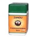 Аюрведа для пищеварительной системы Чандрапрабха вати (Chandraprabha vati), 30 таблеток - 10 грамм