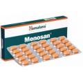 Аюрведа при диабете, эндокринная система Меносан, 60 таблеток