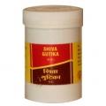 Аюрведа для печени Шива Гутика (Shiva gutika), 50 и 100 таблеток