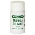 Аюрведа для похудения Трифала Гуггул (Triphala Guggul), 80 таблеток - 25 грамм