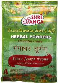 ТРАВЯНЫЕ СОСТАВЫ Ганга Дхара чурна (Ganga Dhara churnam)